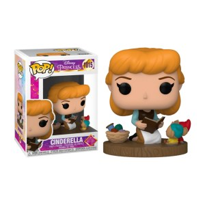 Funko pop Disney Princesse Cendrillon – 1015