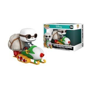 Funko Pop Etrange Noel de Mr Jack Snowmobile – 104