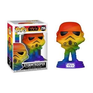 Funko Pop Star Wars Stormtrooper (Pride 2021) – 296