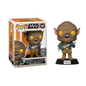 Funko Pop Star Wars Chewbacca Concept series – 387