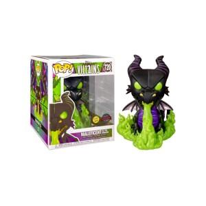 Funko pop Disney Villains Malefique / Maleficent Dragon 15cm