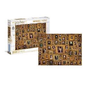 Puzzle Harry Potter Impossible Portraits 1000 pièces