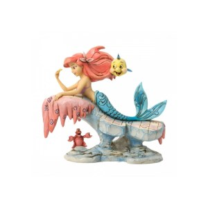 Figurine Disney traditions ARIEL dreaming under the sea