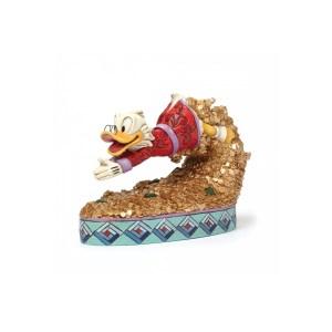 Figurine Disney traditions PICSOU trésor