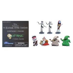 Figurine mystère D-FORMZ Disney L'étrange Noël de Mr.Jack