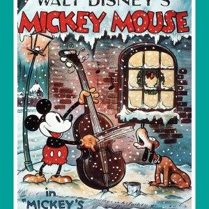 Livre Cartes Postales Disney The Art of Disney Classic Movies Posters