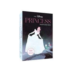 Livre Cartes Postales Disney The Disney PRINCESS