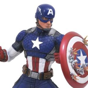 Figurine Marvel Captain america Gallery 23cm