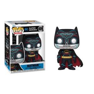 Funko Pop Dia de Los DC Batman – 409