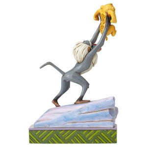 Figurine Disney Traditions Simba et Rafiki