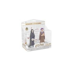 Lot de 2 Figurines Heroworld HARRY POTTER série 7 Rogue et Quirrell