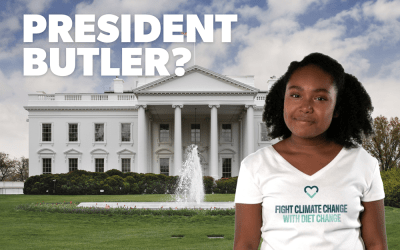 Will This Young Animal Advocate Be President Someday?