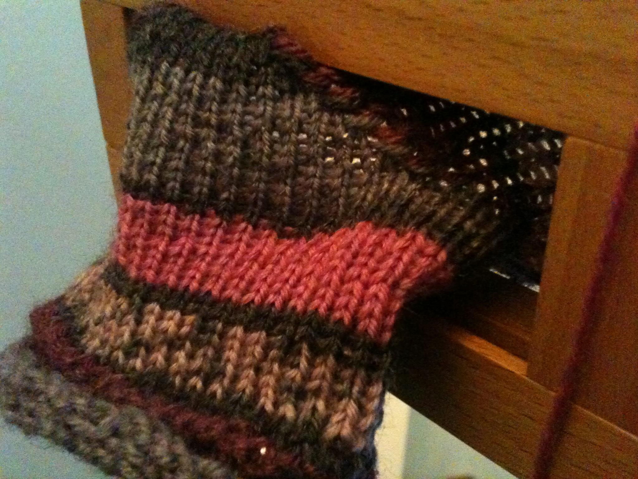 K Knit Stitch Loom Knit Goodknit Kisses