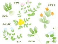 春の七草お粥レシピ-お子さんがガッツリ食べる簡単な作り方とは!