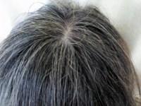 白髪染めを自分で上手に染める方法と匂いが気にならない他の染め方とは