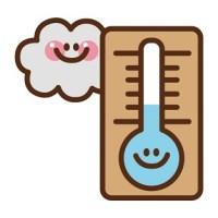 インフルエンザの予防は室温と絶対湿度が重要 加湿器を活かす温湿度計!