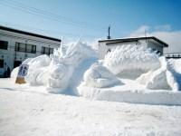 飯山雪まつり2019の日程とアクセス!会場周辺のおすすめスポット
