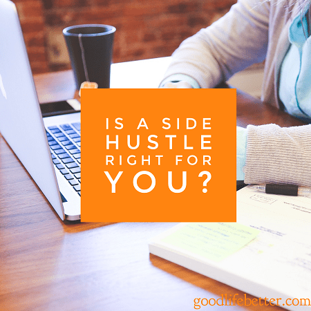 If you could use some extra money, have you considered starting a side hustle?