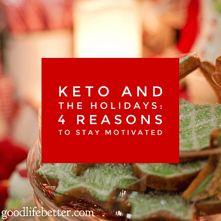 Great tips for avoiding carbs and staying keto this holiday season!