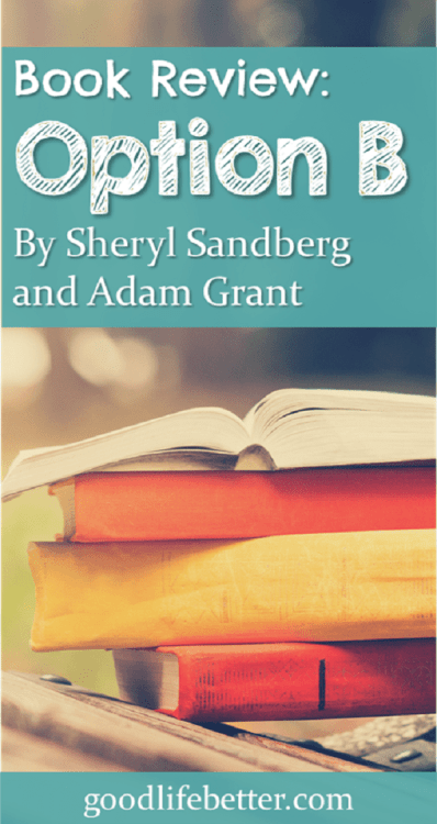 Processing grief is hard as Sheryl Sandberg shares in her book Option B