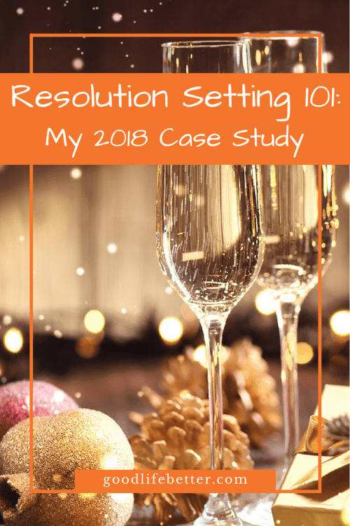 This four-step process for setting resolutions has helped me create my better life!
