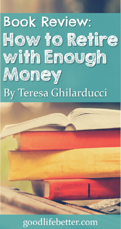 """Looking for advice on coming up with your """"number""""? Check out my review of How To Retire With Enough Money to find out how much to save for retirement!"""