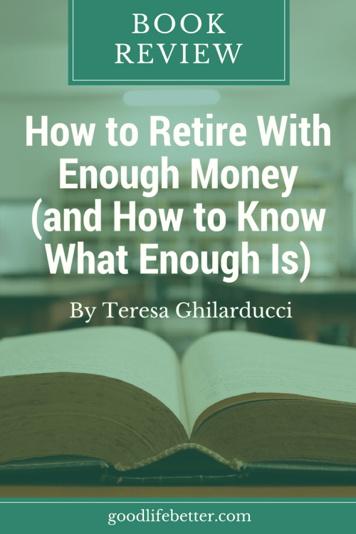 Interesting take on saving for retirement. I liked its focus on civic engagement!