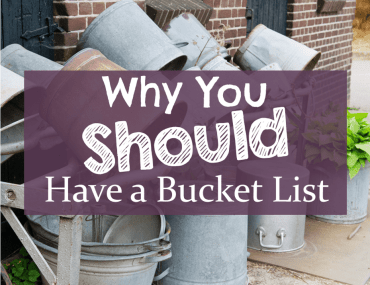 A rack of metal buckets