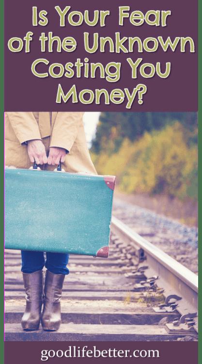 Making the easy decision could mean forgoing saving money on better deals. #SavingMoney #SavingMoneyTips #PersonalFinance #GoodLifeBetter