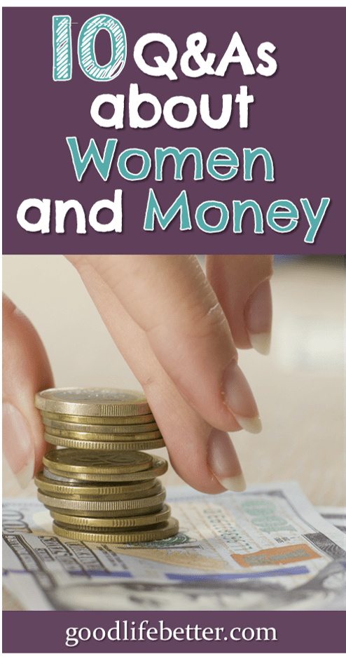 After reading one too many scary headlines about women and money, I decided to dig into the research myself. Here are the questions and answers about women and money that interested me.