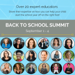 2020 Back to School Summit