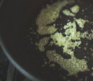 Minced Lemongrass
