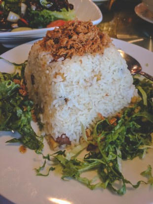 Salty Fish Fried Rice