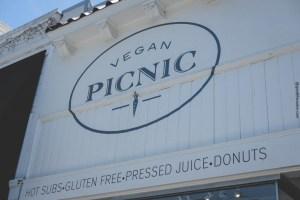 Vegan Picnic