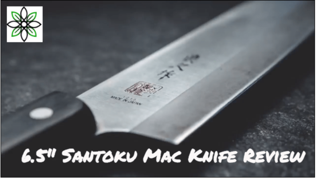 "6.5"" Santoku Chef Knife"