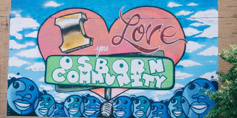 Osborn Mural