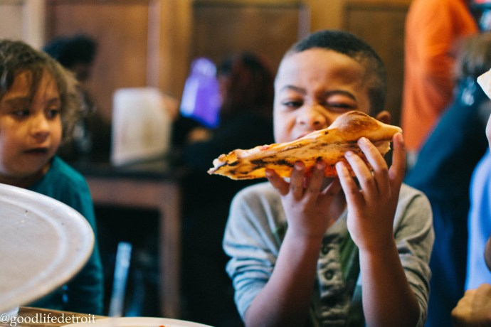 Supino's Pizzeria Detroit