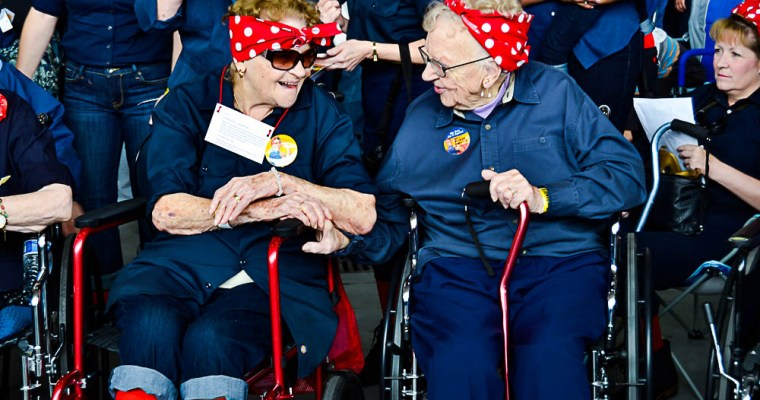 Rosie the Riveter: Meeting the Original Rosies
