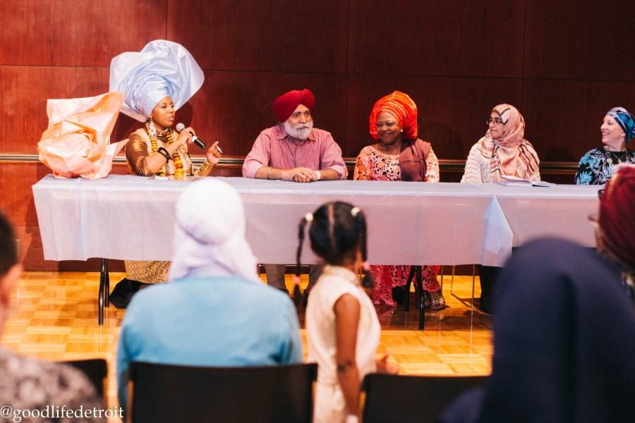 Interfaith Panel Discussion