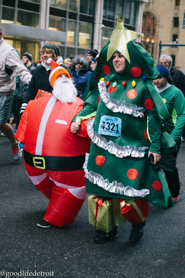 It's Not This Time of Year Without the Detroit Turkey Trot