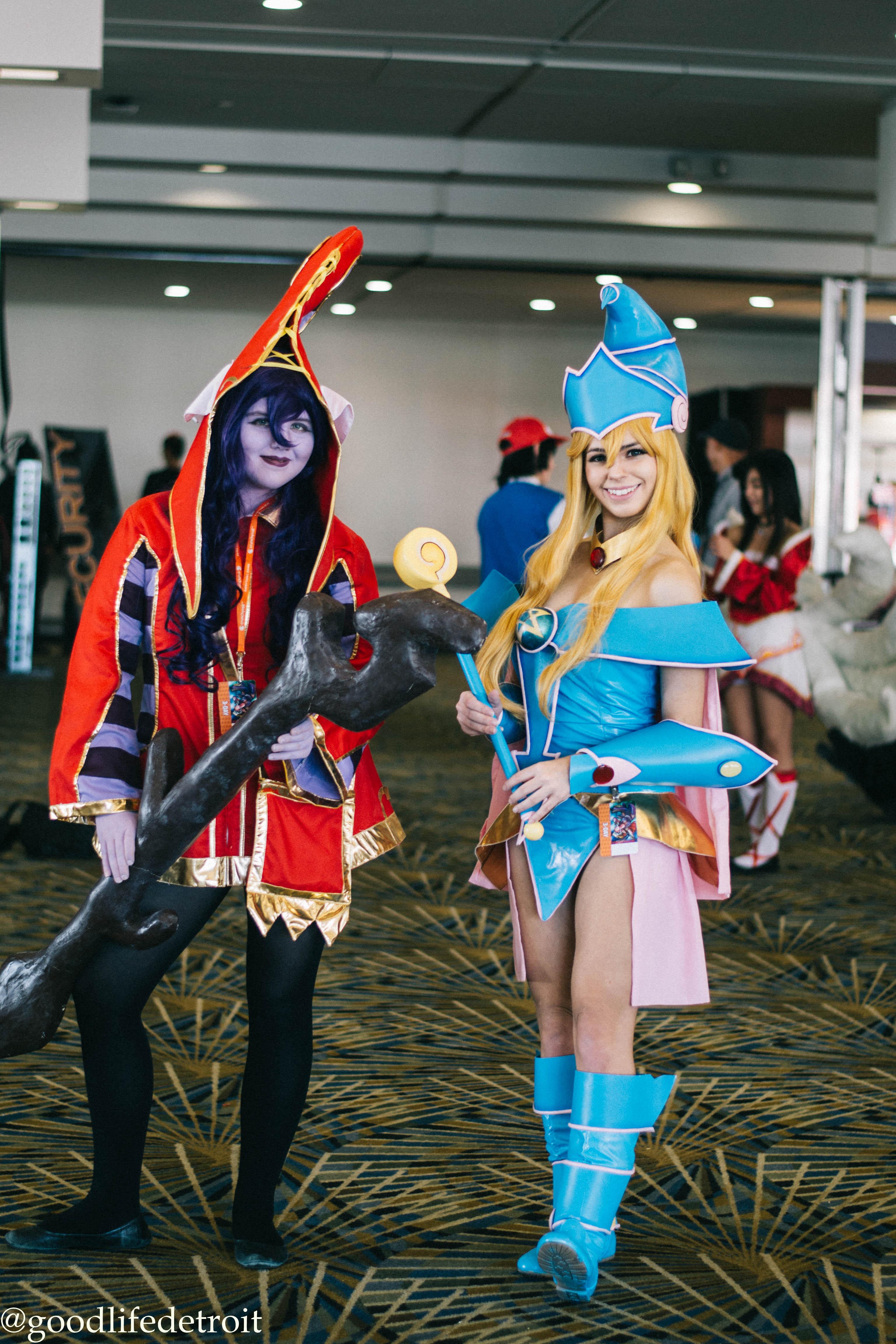 Youmacon 2016: Detroit's Largest Anime Convention