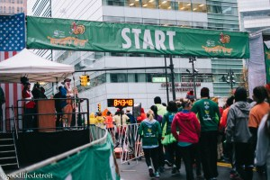 It's Not This Time of Year Without the Detroit Turkey Trot!