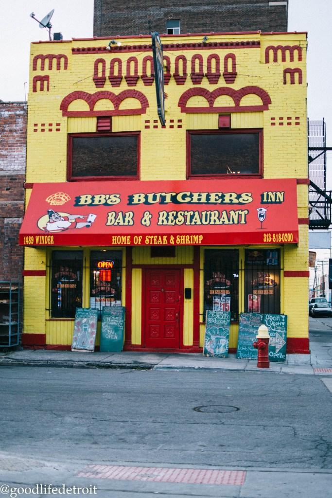 BB'S Butchers Inn
