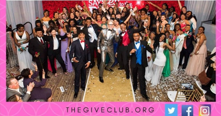 Community Event: GIVE Club Collecting Prom Attire for Covenant House Academy