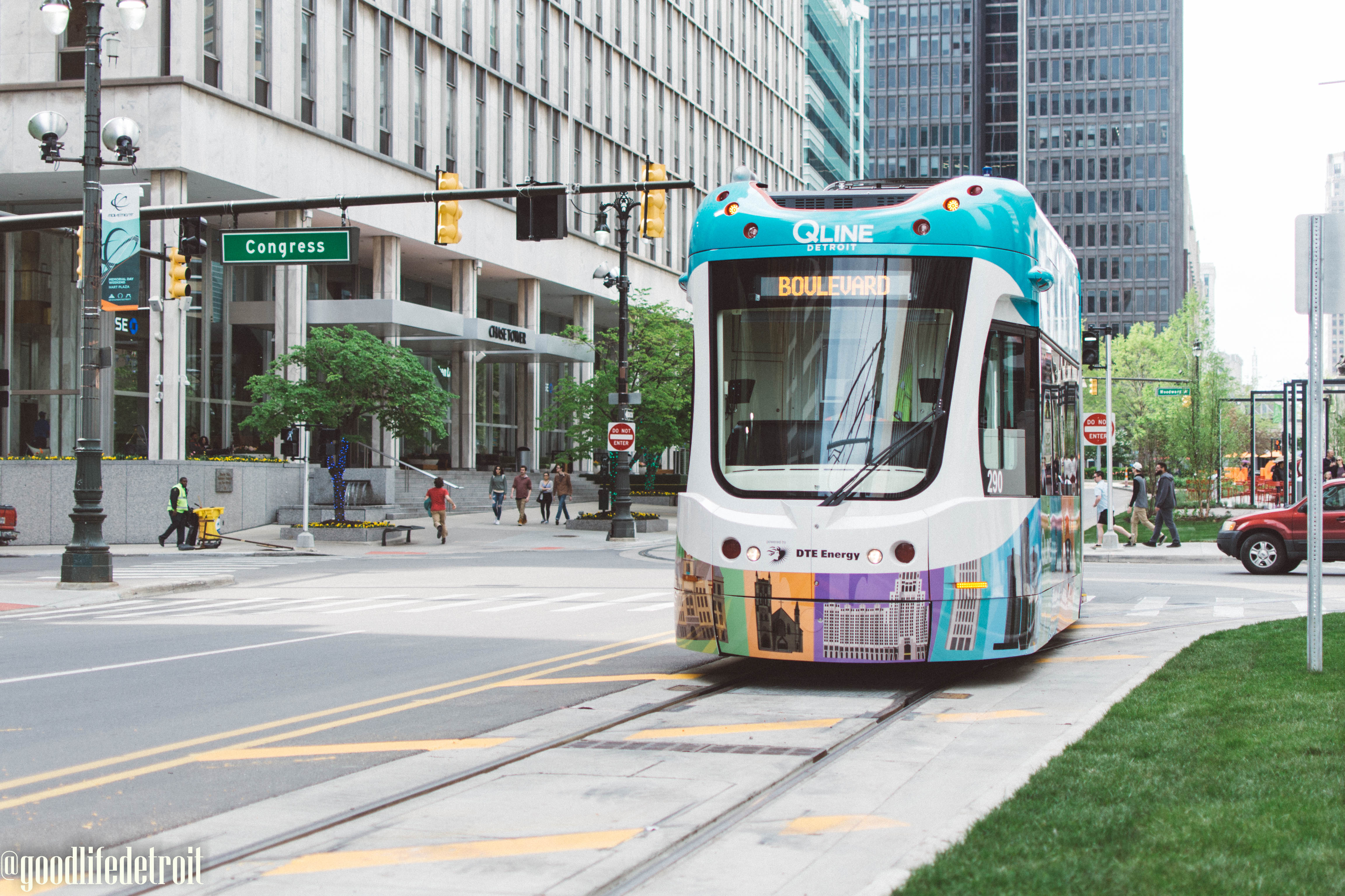 Detroit's QLINE: What We Love About It