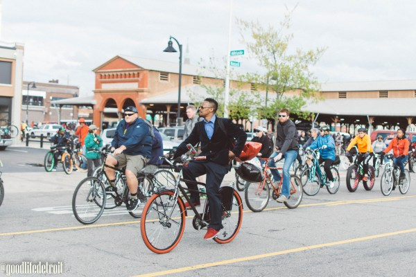 celebrate national bike month in detroit