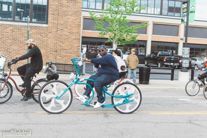 slow roll detroit opening day 2017