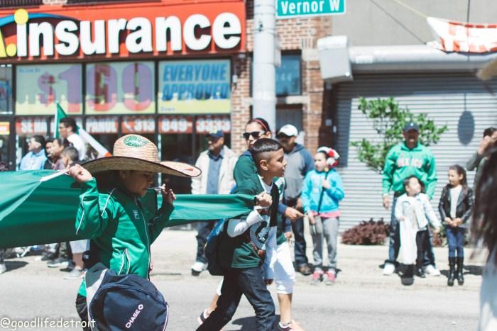 Cinco de Mayo Detroit Parade