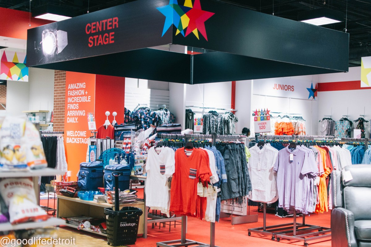 Find Good Deals and the Hottest Trends at Macy's Backstage!