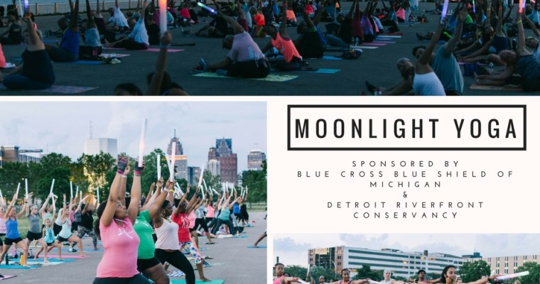 Moonlight Yoga Offers a Unique Twist on Traditional Yoga